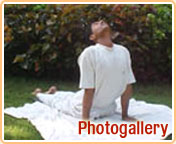Yoga at ANHC Goa